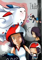 Pokemon Trainer n Lover- Amy