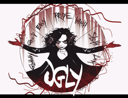 Ruki_UGLY by KaZe-pOn