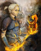 Anders the mage by lusianka07
