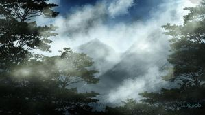 Nuvens baixas /Low clouds by zoltan50