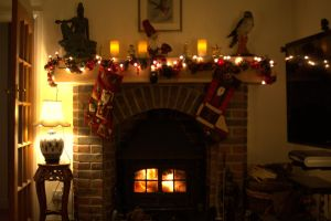 Have Yourself a Cosy Little Christmas by Kaz-D