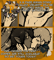 Purity Anthology! (MMiaN Story included!) by DarkChibiShadow