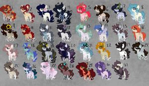 Huge adopt sheet OPEN updated by OfficialNightmare666