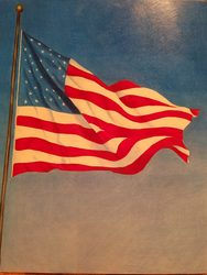 American Flag by JShipArts
