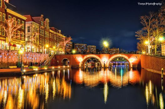 The Town of Lights by WindyLife