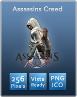 Assassins Creed Icon by SacrificialS