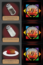 Barbecue - Accessory Cards 3 / 4 by XavierLardy