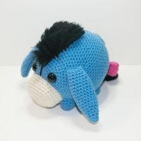 Eeyore by Heartstringcrochet
