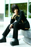 Code Geass-Lelouch Lamperouge by RabbitRuka