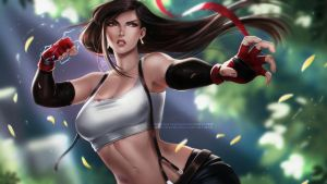 Tifa by OlchaS
