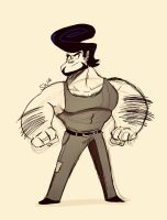 Buffo Daddo by Dingle-Dangle-Demon