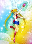 Sailor Moon S.H. Figuarts with die-cast charm by MoonCollectar
