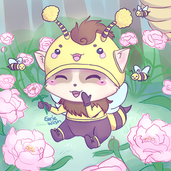 Beemo by EerieWish