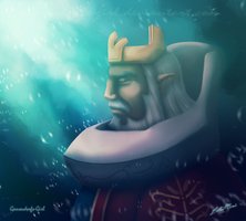 Farewell, O King by Anilede
