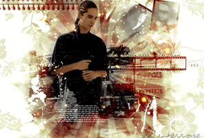 Tom Kaulitz Wallpaper :3 by InterRose
