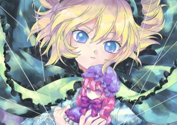 the MARGATROID : Alice_Touhou_Project by Sakon04