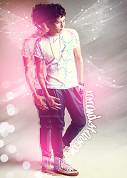 Sweet Ryeowook by xoxoandstars