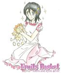 If Rukia was in Fruits Basket by natasmai