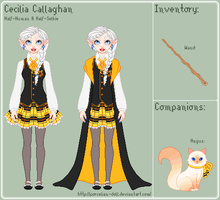 HP - Cecilia Reference Sheet by theRainbowOverlord