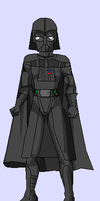 Darth Vader-  Wreck-It Ralph RP Fantasy outfits by Dinalfos5