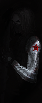 Winter Soldier by NeexSethe