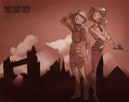 The Last City by TwiggyMcBones