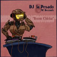 RvB:re :  Boom Chicka CD by DrummahJen