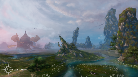 Revelation Online - Muroc Wetlands by Cutiezor