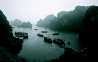 Halong bay by subcoolandice