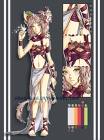 -Auction- adopt 05: Floferian [ Closed ] by pakeji