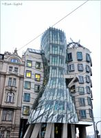 Dancing house by Esse-light