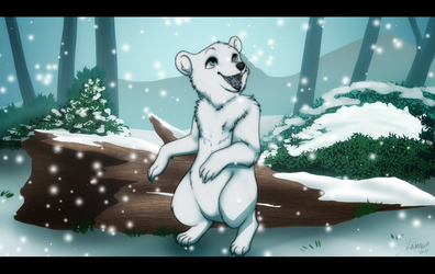 SS: First Snow by icefyrefox