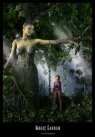 Magic Garden by Fredy3D