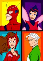 Avengers Animated~Part 2 by Comicbookguy54321
