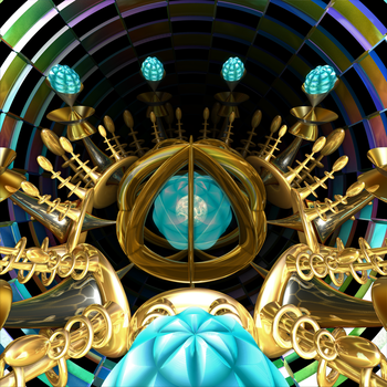 Particle Accelerator by DeirdreReynolds
