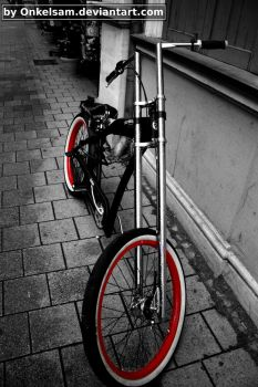 Nice Bike by Onkelsam