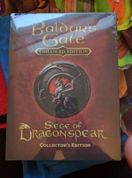 Baldur's Gate Siege of DragonSpear by xWARZARDx