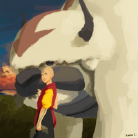 Breakfast for Appa by c0ughdrop