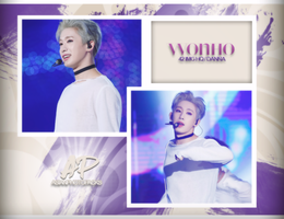 Photopack 038 // Wonho (MONSTA X). by xAsianPhotopacks