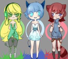 Lost File adopts (2/3) (paypal+points)[open] by Ryis