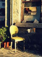 The chair by Despina2108