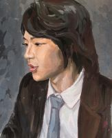 Park Yoo Chun 5 by Greencat85