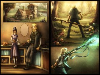 color pages HP story by hueco-mundo