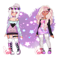 Pastel Cuties.:auction:. by PastelBits