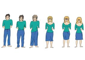my firth tg full body sequence by aoshi01