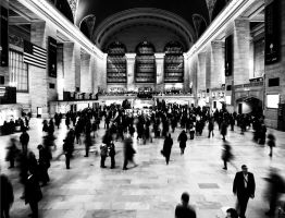 Grand Central Station by Kamal-Q