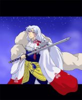 Sesshomaru-sama by Lizzy23