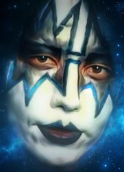 Ace Frehley of KISS by petnick