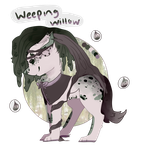 Weeping Willow Plant Sprite OPEN by Coiid