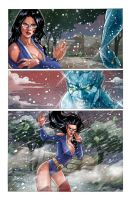 GFT84 page 15. Zenescope. by le0arts